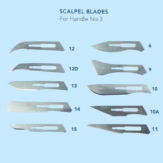 סכיני סקלפל
