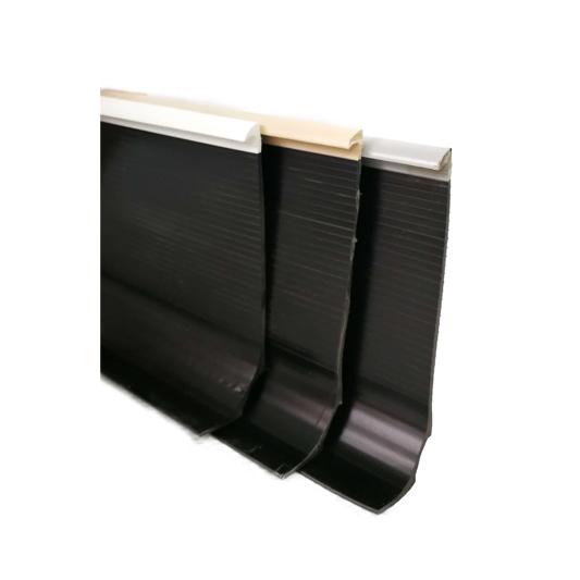 פנל ורולקות מעוגל  לחיפויי PVC
