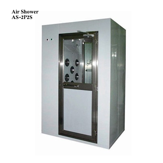 תא מעבר - Pass Box \ Air shower