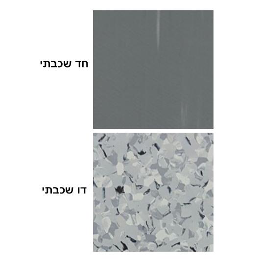 משטח PVC