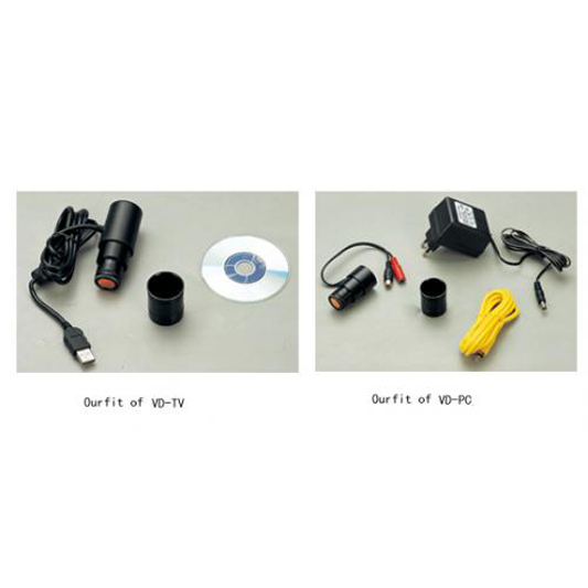 חיבורים למצלמה למיקרוסקופים