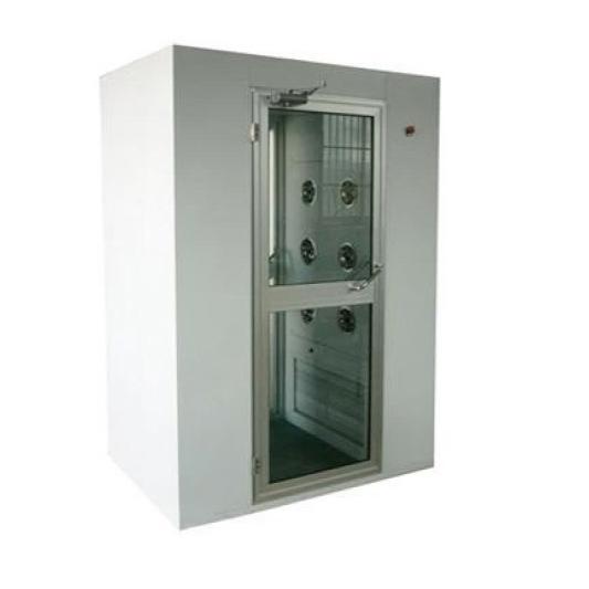 תא מקלחת אויר לחדר נקי