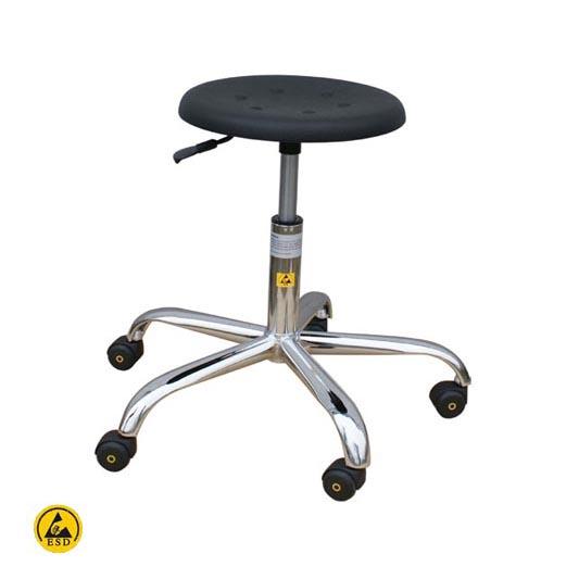 כסא סטול אנטי סטטי ללא משענת