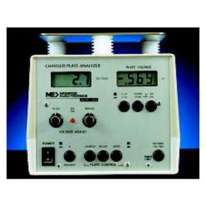 מכשיר לבדיקת תקינות ופריקה אלקטרו סטטית ליוניזטורים