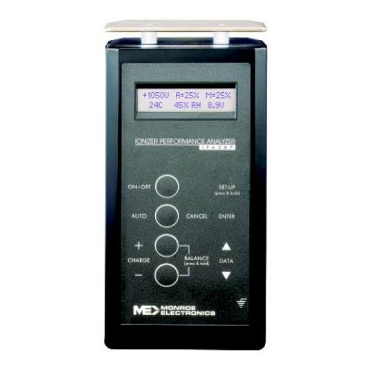 מכשיר לבדיקה ופריקה אלקטרו סטטית ליוניזטורים