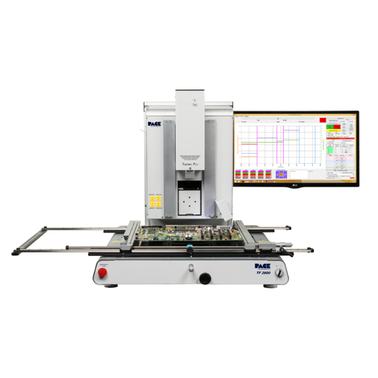 TF2800 BGA/SMD Rework System for Extra Large Boards