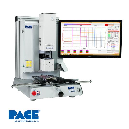 מערכות BGA Rework Systems - BGA
