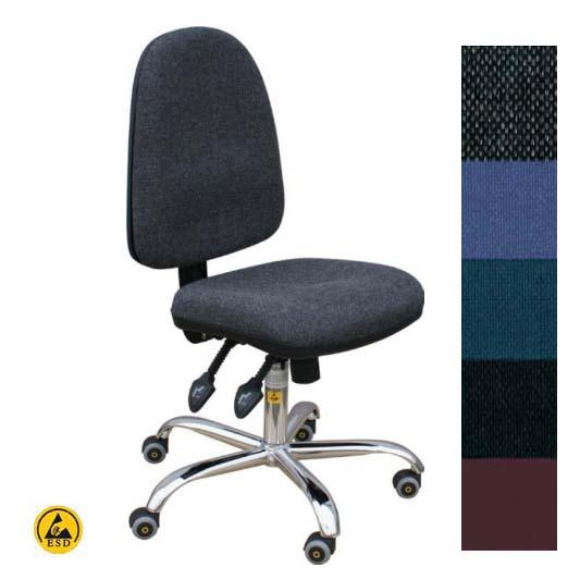 כסא בד אנטי סטטי מגוון צבעים