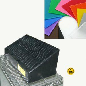 פלסטיק גלי מוליך - פוליגל