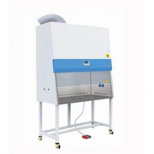 Type B - Class II type B2 Biosafety cabinet