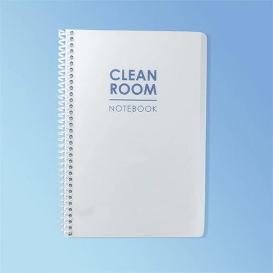 מחברות לחדר נקי