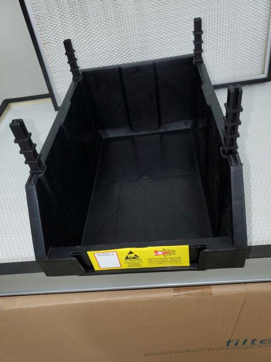ארקלית שחורה אנטי סטטי 2A עם תווית