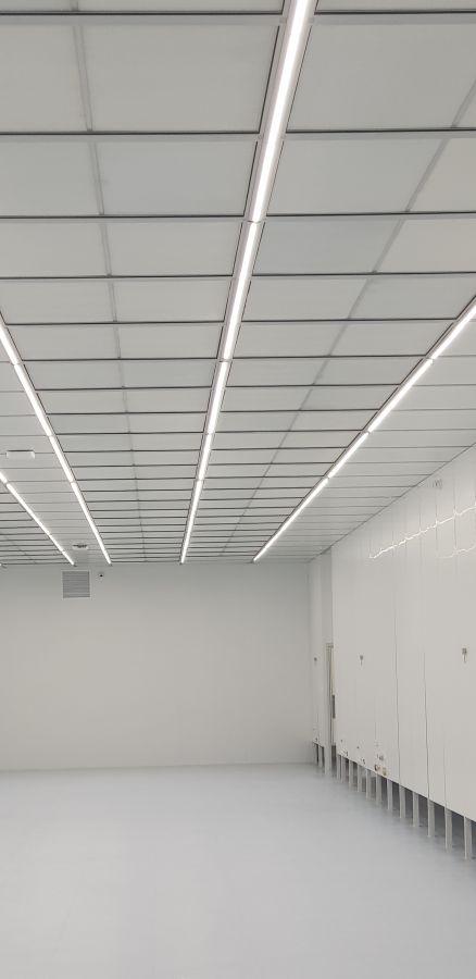 תאורה לחדרים נקיים