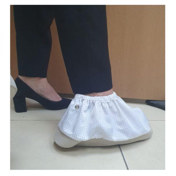 כיסוי נעל קצר עם סוליית HYPALON