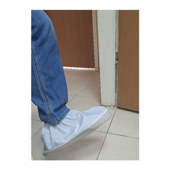 כיסוי קצר לנעליים