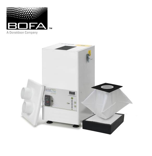מכשיר שאיבת אבק בשתלים דנטליים DentalPRO 400