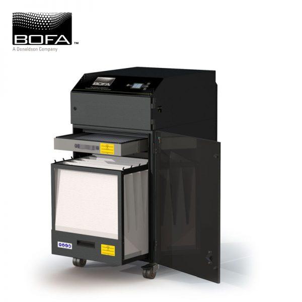 מערכת שאיבה CNC DustPRO 1000 iQ