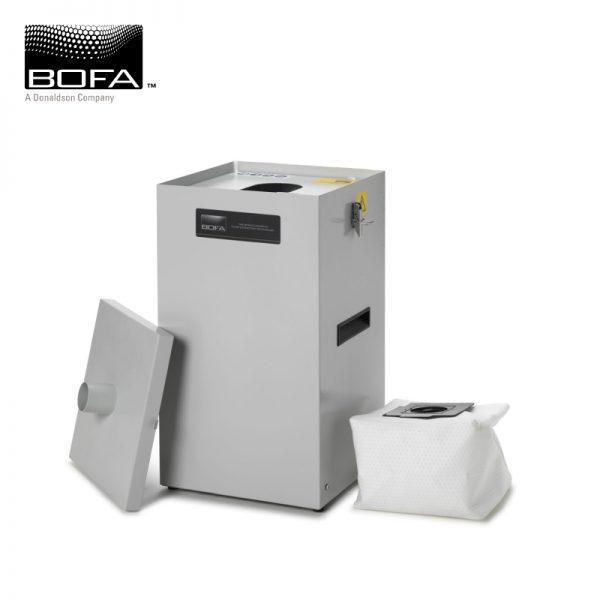 מערכת שאיבה CNC DustPRO 50