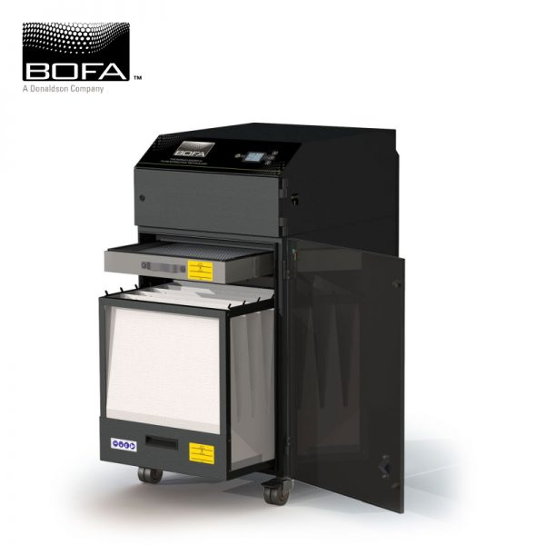 מערכת שאיבה CNC DustPRO 500 iQ