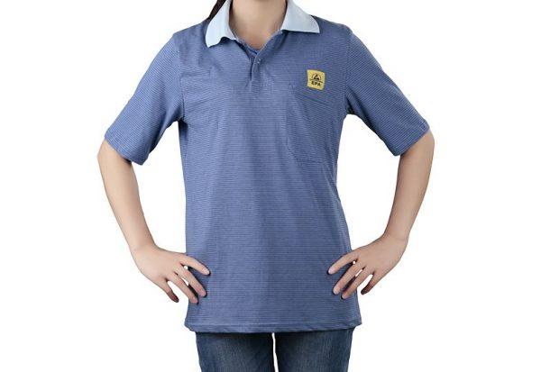 חולצת פולו אנטי סטטית