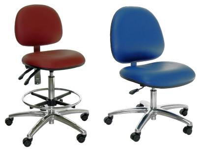 כסא לחדר נקי תוצרת USA