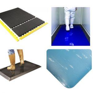 משטחים אנטי מיקרוביאליים לחדרים נקיים