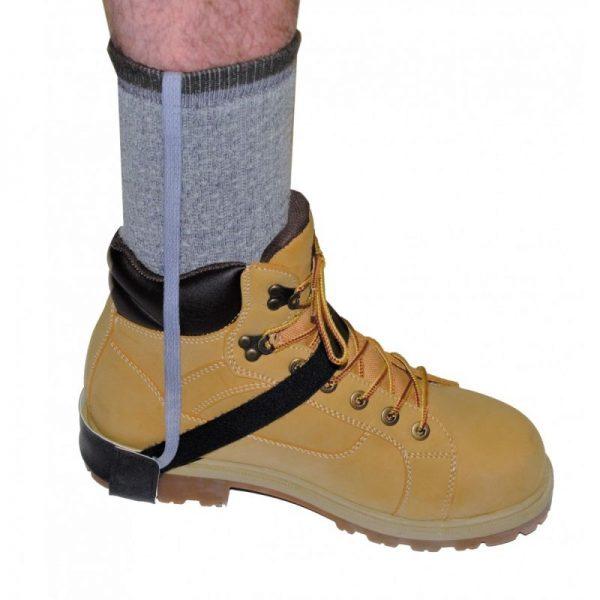 רצועת נעל לפריקת חשמל סטטי