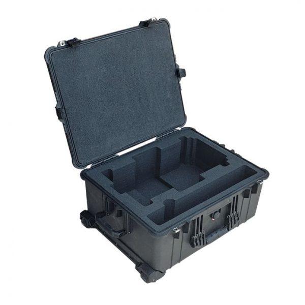 מזוודות מוקשחות