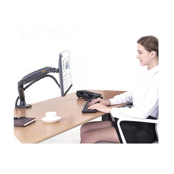 זרוע למסך מחשב F80