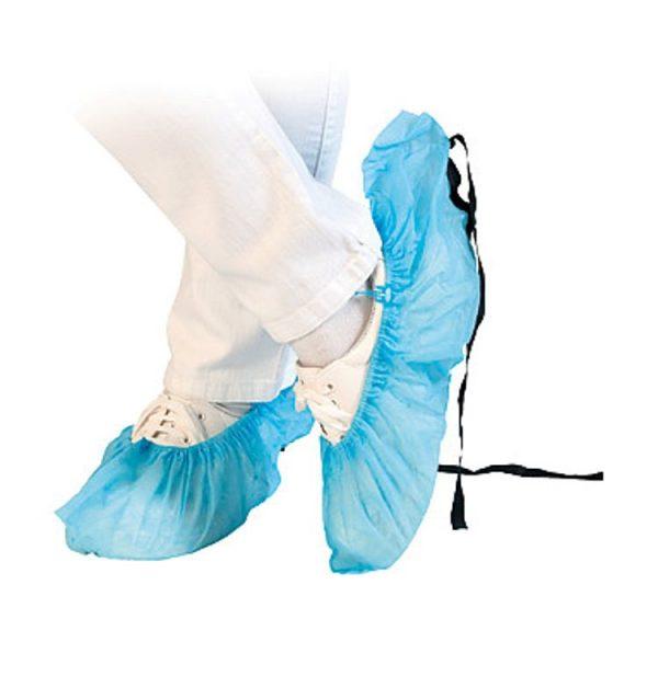כיסוי נעל אנטי סטטי נגד החלקה