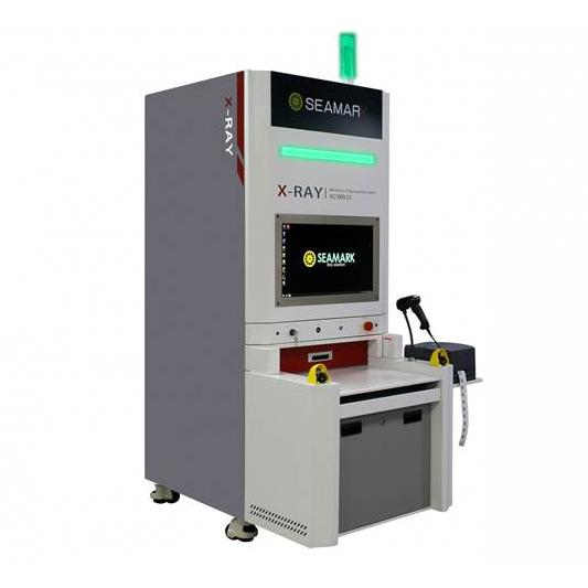 מונה רכיבים בטכנולוגית X-RAY