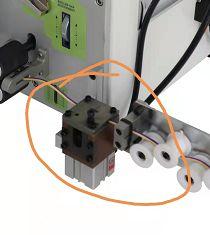 מכונה לחיתוך חוטים BK-608